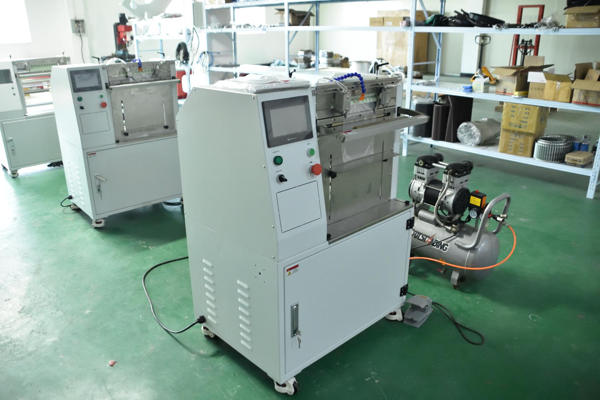 QLS-4100 Xe连卷袋包装机